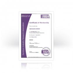 FIRA-certificate