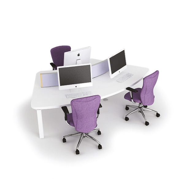 fra001-curved-team-desk
