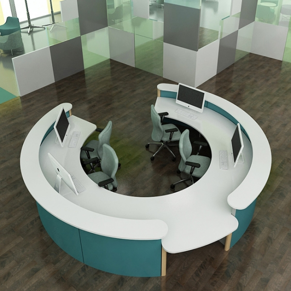 Reception Spaceoasis Ltd