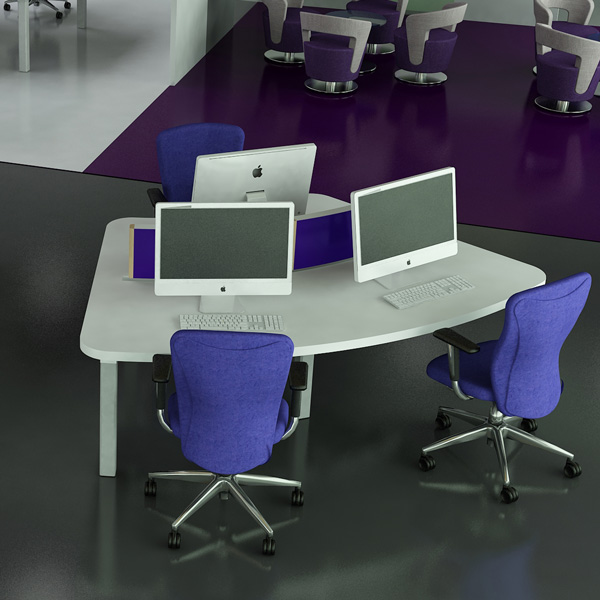 circular office desks. View Desks Circular Office L