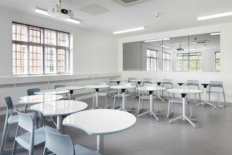 Modular Classroom Observations : Inside eton s newest classroom spaceoasis ltd