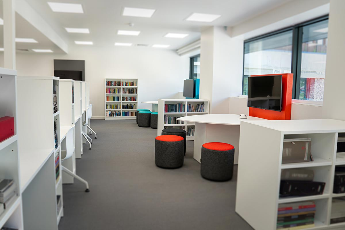 Library at APEX2100