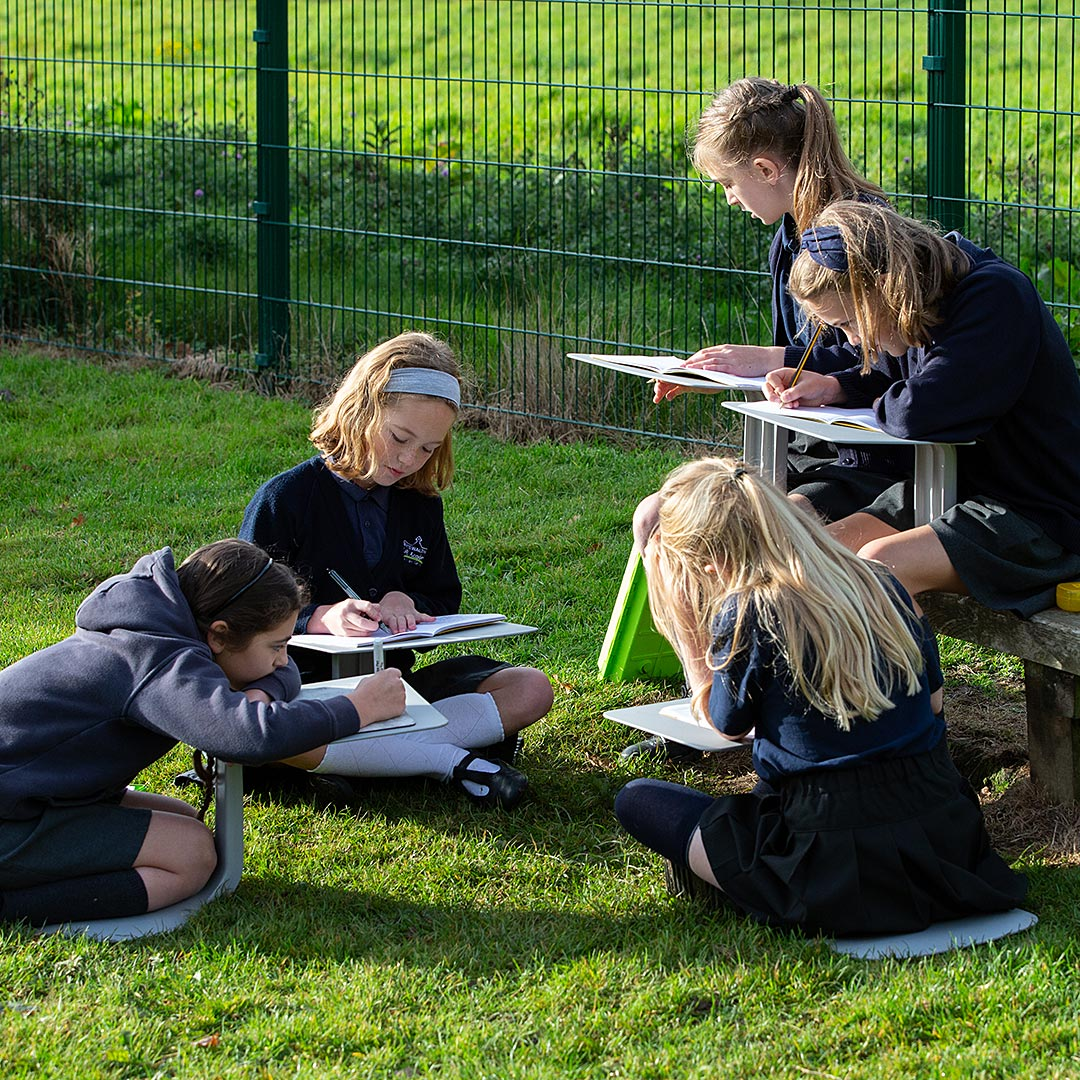 CC20 outdoor learning space